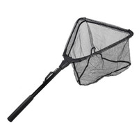 Portable Single Section Triangle Folding Copy Fishing Nets D...