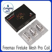 Freemax Fireluke Mesh Pro Coil Replacement Single Dual Tripl...