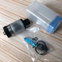 Goodvape SQuape E RTA 2,0 ml Austauschbare Behälter Atomizer Clone Durchmesser 22MM 316SS Material Qualitäts-VAPE Vaporizer Fit 510 510 Gewinde MODS