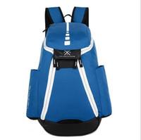 Designer-Design Homens mochila para a escola Saco adolescentes Meninos Laptop Bag Backbag Man Schoolbag Mochila Mochila EUA Elite Kevin Durant KD