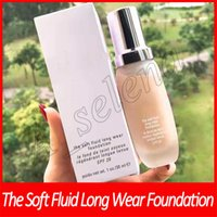 2019 New Famous Brand Face makeup foundation The Soft Fluid ...