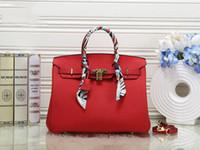 Sacs PU Purse 35cm Totes K JLMAH Cuir Litchi motif designer-luxe design de luxe Sac à main femmes H Fête sac à main sacs à main PXLAK