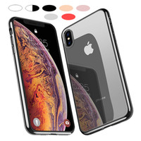 7D 9H Hardness Case For iPhone X XR XS Max 8 7 6 6S Plus Tem...