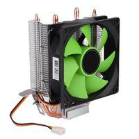 90mm CPU Fan Cooler 3Pin Dissipateur silencieux pour Intel LGA775 / 1156/1155 AMD AM2 / AM2 + / AM3 Livraison gratuite 5