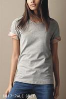 2020 جديد 100٪ المرأة القطن مصمم T قميص المرأة القصيرة SleeveTee صيفية المرأة بلايز عارضة