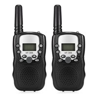 LCD 22 Channels Monitor Function Mini Walkie Talkie Travel T 388 Two