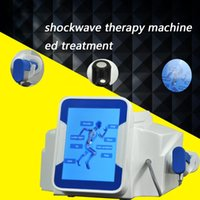 Newest Shockwave Therapy Machine Extracorporeal Shock Wave D...