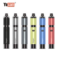 Authentic YoCan Regen 2020Version Kit Evolve Plus XL cera ha colpito il vaporizzatore della penna vaporizzatore di erba del vapori