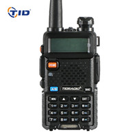 TD- UV5R Walkie Talkie CB Radio Station 128CH 5W VHF UHF Dual...