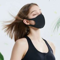 Mask Dustproof Soft Breathable Face Mask Cotton Summer Anti ...