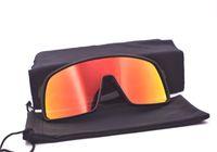 1pcs de óculos de sol Polaroid Homens Mulheres Moda Óculos de Sol Sports Óculos de sol TR90 grandes quadros ciclismo Viajando Goggles COM BOX