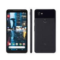 """مقفلة الأصل جوجل بكسل 2 XL 4G LTE الهاتف الخليوي 4GB RAM 64GB 128GB ROM أنف العجل 835 الثماني النواة الروبوت 6.0 """"الهاتف المحمول بصمات الأصابع"""