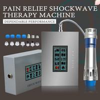 휴대용 체외 충격파 치료 충격파 기계 ED 치료 통증 ESWT 바디 마사지 홈 사용