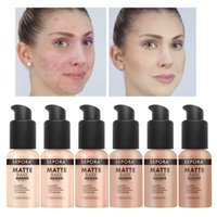 SEPORA Makeup Foundation Matte Liquid Foundation New Beauty ...