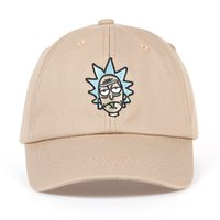76bf4dde26d Rick And Morty Baseball Hats Hats Summer Mesh Sun CAPS Full Black ...