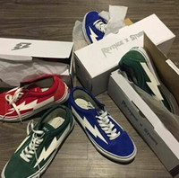 Hot Sale-Stylist Ian Connors Revenge X Storm Sneakers kanye west calabasas Casual Shoe Men Women Shoes Four Colors Wholesale EUR36-45