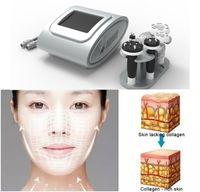 Heißer verkauf heimgebrauch und salon Vakuum photon radiofrequenz maschine für gewichtsverlust / tragbare rf maschine für haut heben