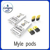 Wholesale Disposable Myle Pods for Myle Vape Starter Kit Bat...