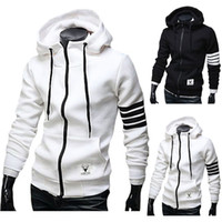 High Brand Wholesale - Men Hoodies Sweatshirt Casual Male Hoo...