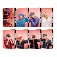 BTS Map of The Soul: Persona Members HD Paper Lomo Photocard...