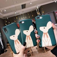 Suitable for iPhonexs max mobile phone shell cute cartoon sc...