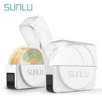 Sunlu 3D طباعة خيوط صندوق PLA / ABS / PVA تخزين خيوط تخزين مربع الجافة حفظ آلة خيوط القاحلة بدلا من وكيل التجفيف للطابعة 3D
