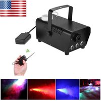 Fantasy Mini LED Stage Smoke Lamp Mysterious Atmosphere Lamp...