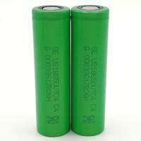 US18650 VTC5 2600mAh VTC4 2100mAh 3.7 V batteria al litio clone per sigaretta E Manhattan King Nemesis Stingray Mod meccanica