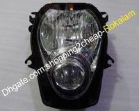 Фара передней фары для Suzuki GSXR1300 Hayabusa GSX-R1300 GSXR 1300 1999 - 2007 Мотоцикл Головки Освещение лампы