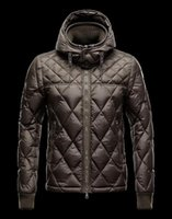 Polar Clothes Warm Men Jacket 90% Duck Down Coats Cape Collar Outdoor Sci Sport Capispalla Abbigliamento uomo