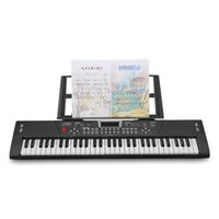 c192956cf4d New Arrival. 61-Key Piano Keyboard BD MUSIC BD-602 Multifunctional Electronic  Piano 16 Tone 10 Rhythm 8 Percussion Musical Toy Kids Gifts VB
