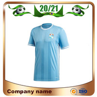 20/21 Sporting Cristal Football Maillots 2020 Sporting Cristal Accueil manches courtes Homme football shirt Maillots de football uniforme
