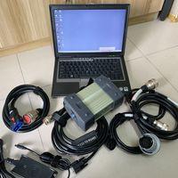 mbd multiplexer c3 estrela hdd com laptop para dell d630 cabos ferramenta de diagnóstico conjunto completo para benz pronto para uso