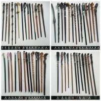 Harry Potter Wand With Gift Box Packing Metal- Core Magic Wan...