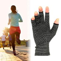 2019 NEW Hands Arthritis Gloves Therapeutic Compression Men ...