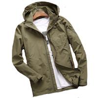 남자 재킷 도착 자켓 남성 캐주얼 봄 가을 슬림 피트 Softshell 항공편 폭격기 망 경량 코트 6XL Chaqueta Hombre