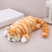 Electric Simulation Cats Plush Toy Kittens Roll Cats 3 Color...