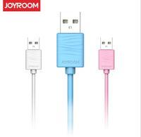 JR-S118 Joyroom Câble 1M de type C rapide Sync charge câble micro USB ligne de données pour Samsung Android avec Remax tassée détail
