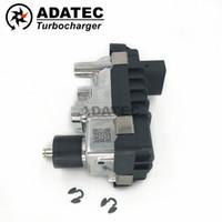 Qualité véritable Turbo actionneur électrique G83 G-083 G83 Turbocompresseur électronique Wastegate 767649 Hella 6NW009550 Turbine Pour Audi
