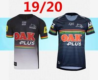 2019 2020 Penrith Panthers home rugby Jerseys Nacional Rugby liga camisa Austrália PENRITH PANTHERS camisas s-3xl
