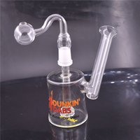 6inch Glass Honeycomb Bong inline birdcage Perc Wax Dab Rig ...