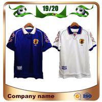 98/99レトロバージョンジャパンサッカージャージーホームホーム#8ナカタ#11ナカイマ#9ナカヤマサッカーシャツ1998ワールドカップサッカーユニフォーム