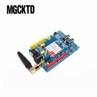 Freeshipping 1pcs / lot SIM900 GPRS / GSM Development Board