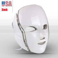Hot Sale PDT Facial 7 Colors LED Light Photon Therapy Facial...