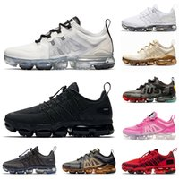2020 Utility nike air vapormax 2019 tn PLUS off white Vaporfly malha Tn PLus 2020 Mens Womens Running Shoes Branco Preto Ativo Fuchsia CPFM X VPM Catus Jacks Formadores