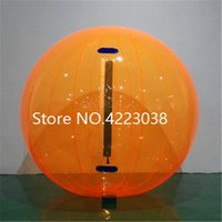 O envio gratuito de tpu 2 m de alta qualidade água andando bolas zorbing bola de água bola gigante zorb balão inflável humano hamster futebol de água