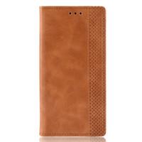 Высокое качество кожи Магнитный телефон Обложка для Samsung Galaxy S20 Plus Ultra Для LG K20 с карт памяти флип чехол для iPhone 11