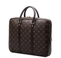 2020 جودة عالية الرجال تصميم الأزياء حقيبة كمبيوتر محمول حقيبة الصليب الجسم الكتف دفتر الأعمال حقيبة الكمبيوتر حقيبة الكمبيوتر مع حقيبة رسول
