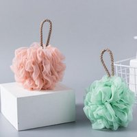 50g Bath Ball Scrubber Shower Body Cleaning Mesh Nylon Spong...