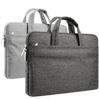 Custodia per notebook Cartella Water Repellent borsa con maniglia per MacBook Air Microsoft Surface Custodia Notebook Bag